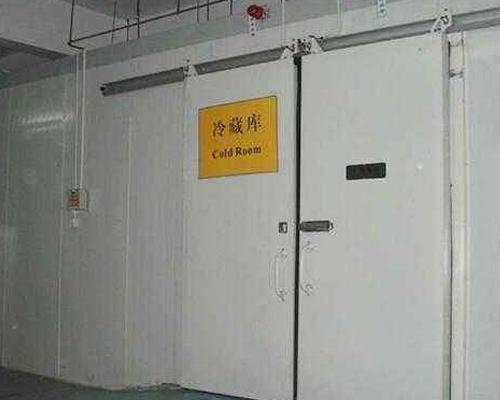 冷库设备维修需要停止加热